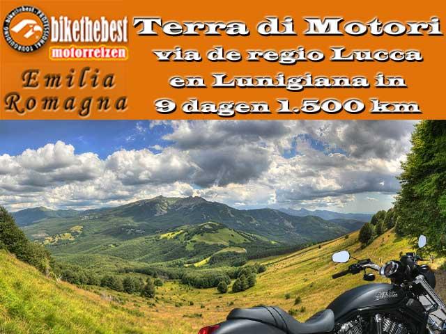 Emilia Romagna rondreis